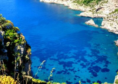 Ieranto Bay