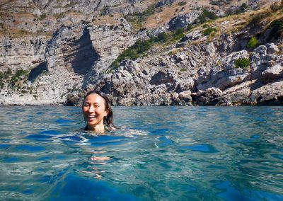 Ieranto swim